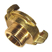 Double Lock Claw Couplings