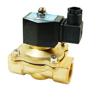 Solenoid 2/2 Shut Off Valves Ball Valves