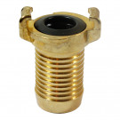 Claw connector for tubing 38mm