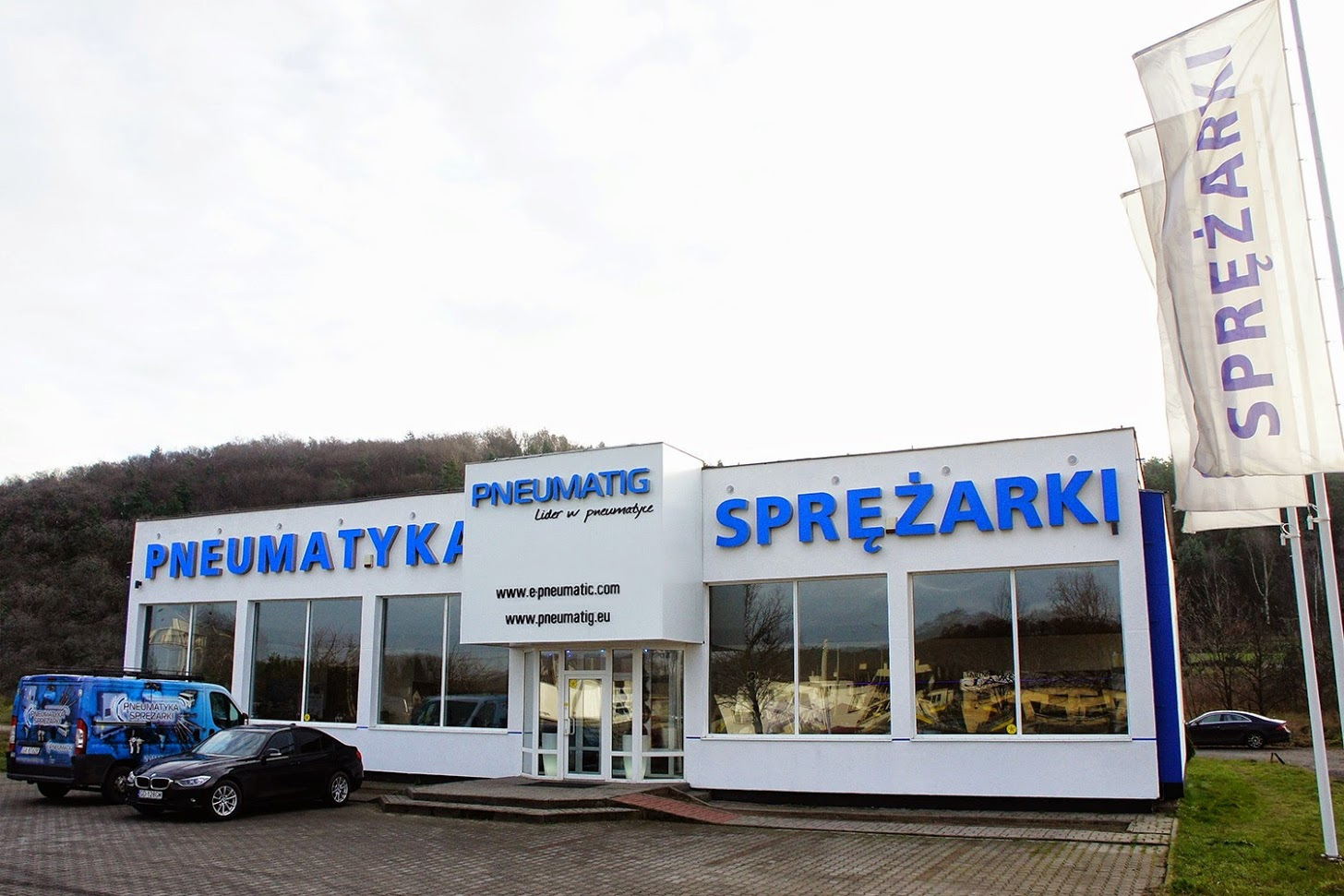 Our store in Reda, Poland