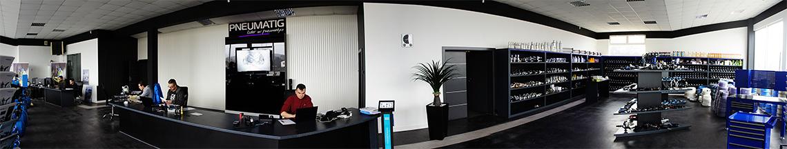 Store inside panorama