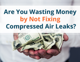 Stopping Compressed Air Leaks