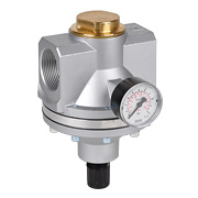 High Flow Regulators