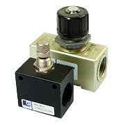 Throttle Flow Regulating Valves