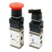 PMV Button Operated Valves