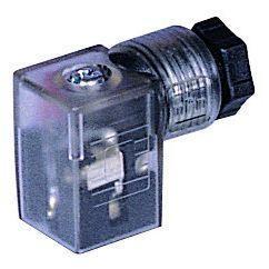 Connector LED CD1 15 mm - 24V DC
