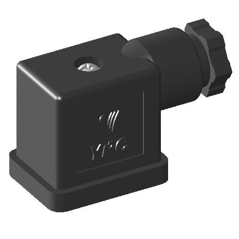 Connector CN2 22 mm - any voltage