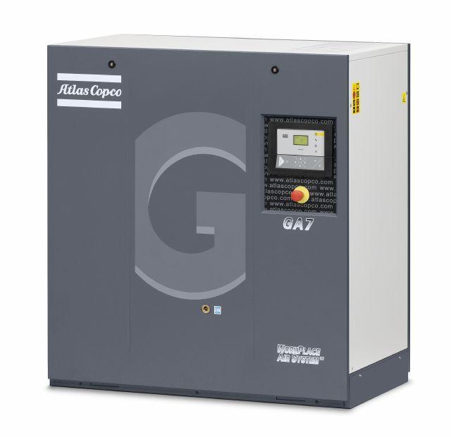 Home Ac Compressor Cost >> Atlas Copco GA11 | E-Pneumatic Store