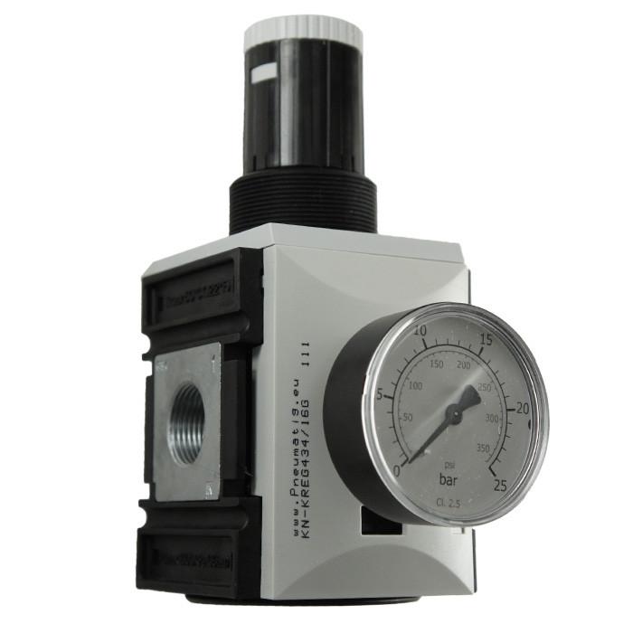 Pressure Regulator 3/4″