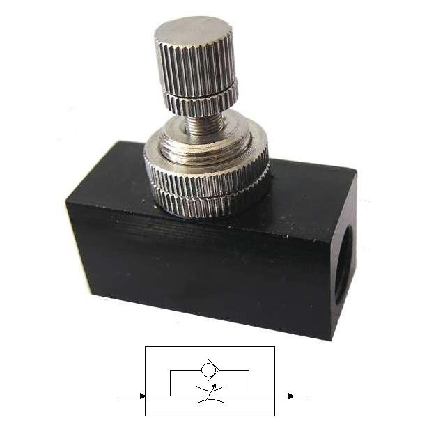 Return Throttle Valve 1/8″