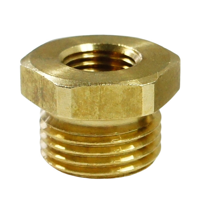 Reduction Plug 3/8″ x 1/2″