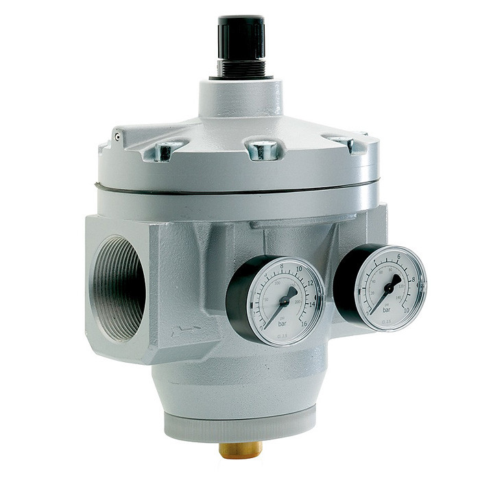 Pressure regulator 1 1/2