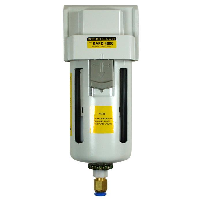 "SAFD4000-04D Filtr 1/2"" z automatycznym spustem"