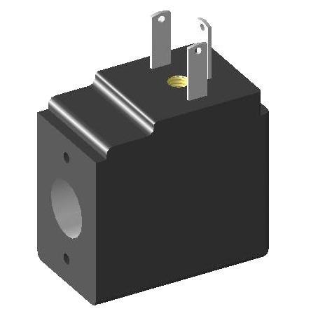Valve coil 15mm - 12V DC