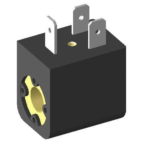 Valve coil 22mm - 230V AC