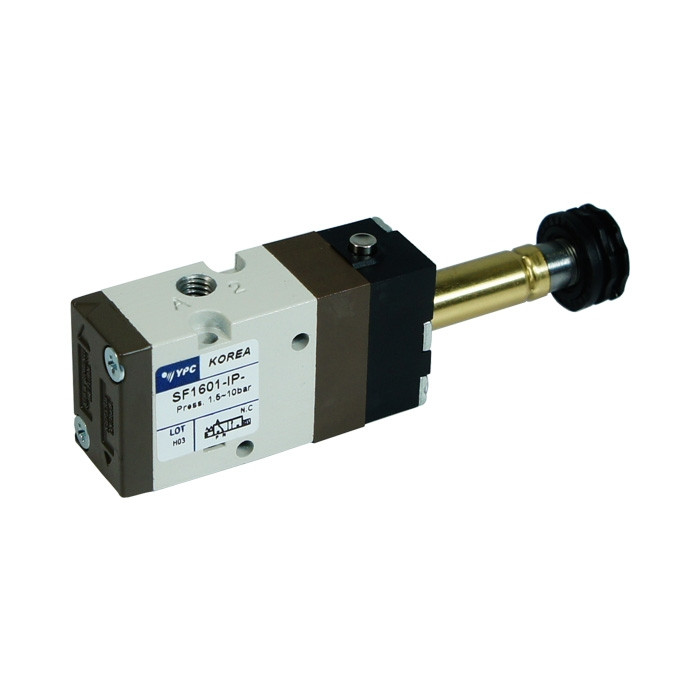 Flexible solenoid valve YPC SF1601-IP 3/2 normallly closed
