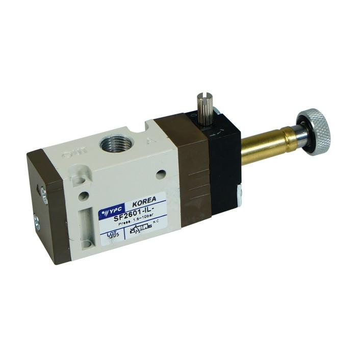 "Solenoid valve 3/2 NC 1/8"""