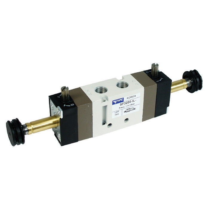 Flexible Solenoid Valve SF3200-IL