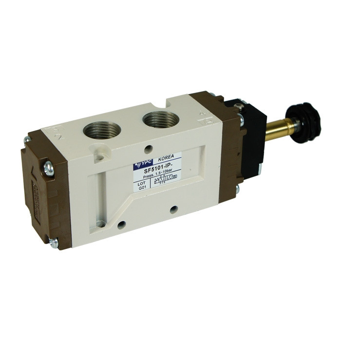 Flexible Solenoid Valve SF5101-IP