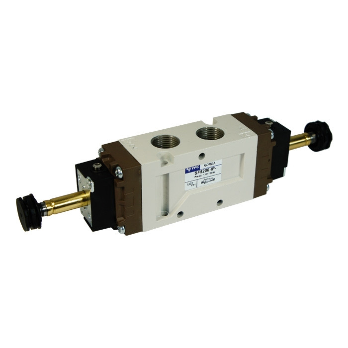 Flexible Solenoid Valve SF5200-IP