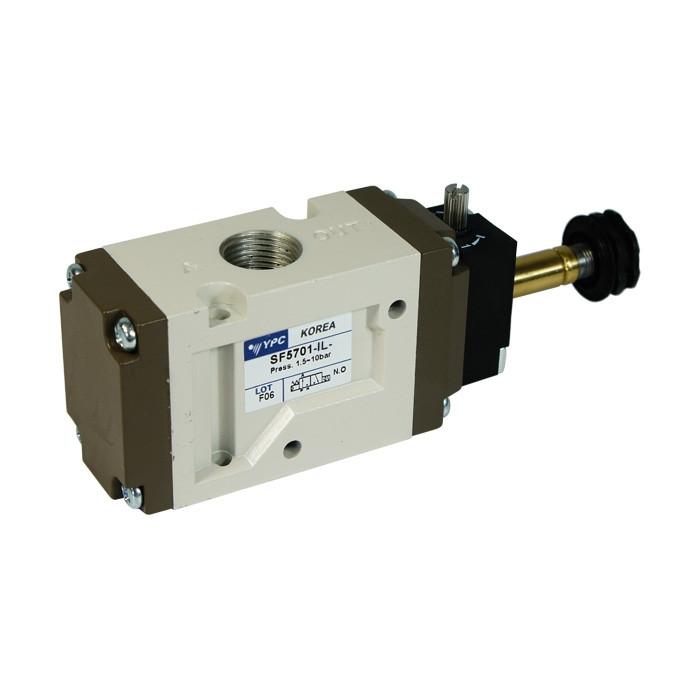 Solenoid valve YPC SF5701-IL 3/2 NO