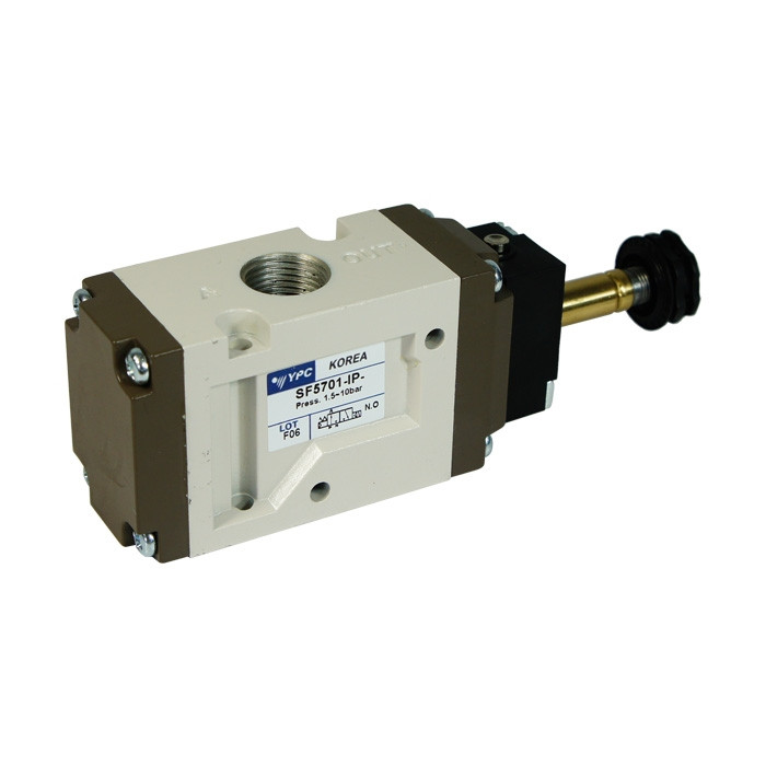 Flexible Solenoid Valve SF5701-IP