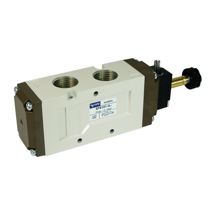 Flexible Solenoid Valve YPC SF6101-IL