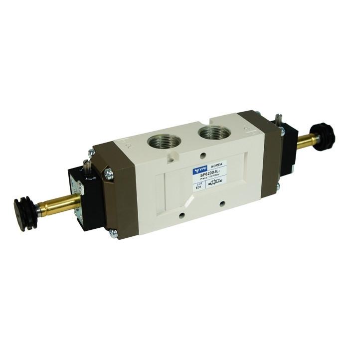 Solenoid valve YPC SF6200-IL 5/2 double