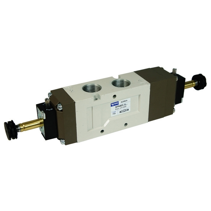 Solenoid valve SF6403-IL 5/3 open center