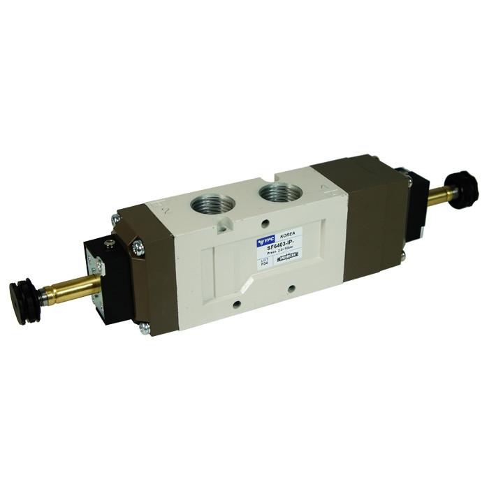 Elektrozawór uniwersalny SF6403-IP