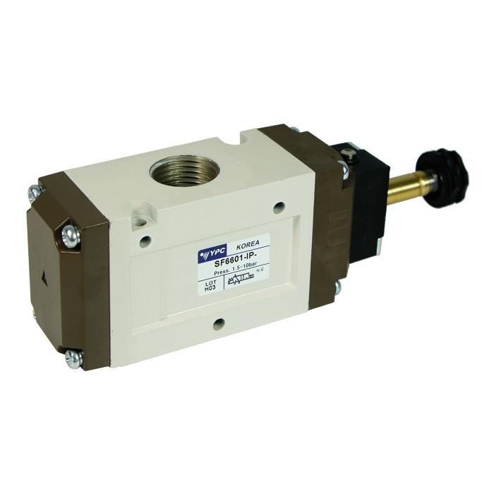 Solenoid valve SF6601-IP