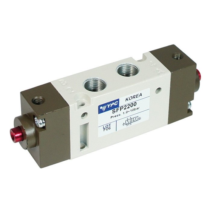 Flexible Pneumatic Valve SFP2200
