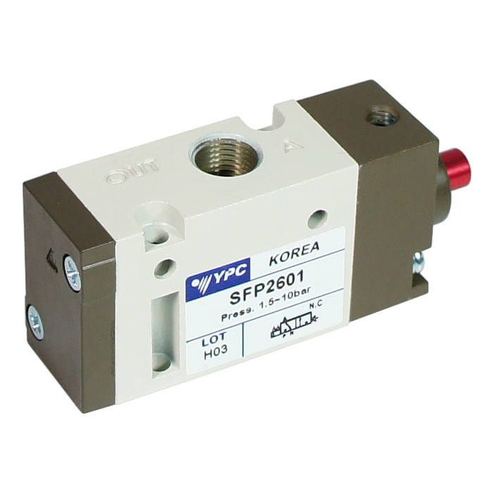 3/2 Normally Closed Pneumatic Valve