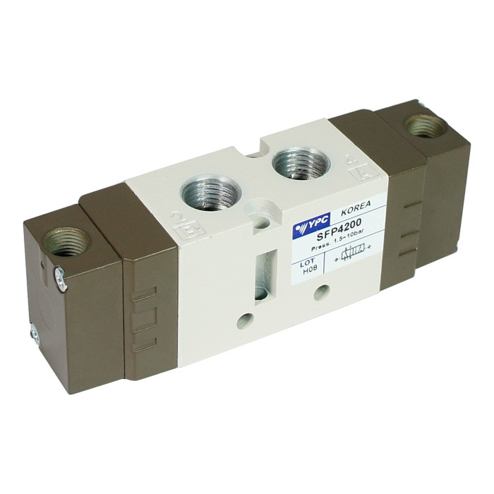 Flexible Pneumatic Valve SFP4200 - 5-way, 2-position