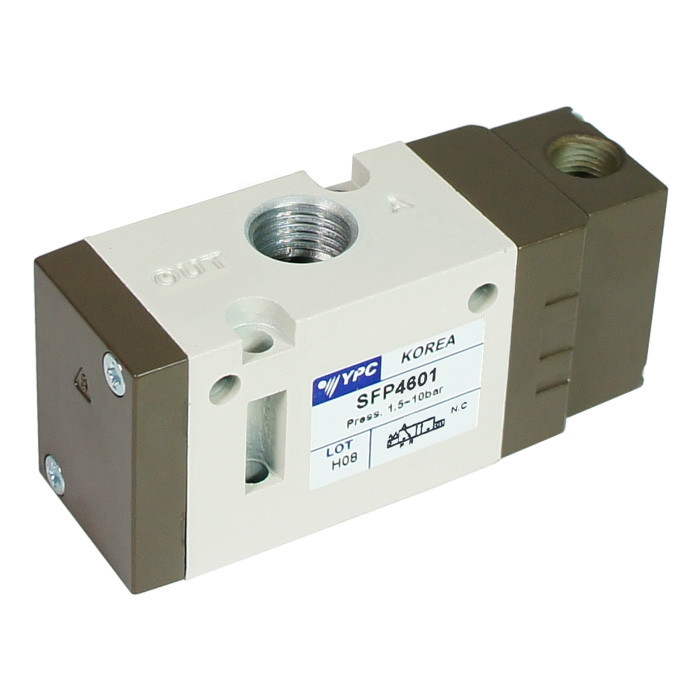 Pneumatic Control Valve SFP4601 from YPC