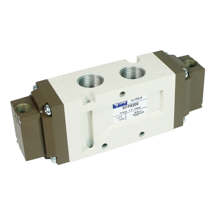Pneumatic Valve SFP5200 5/2 with G 3/8 Port Size
