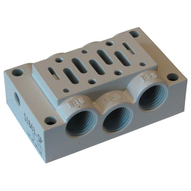 Single manifold for valves SIV200