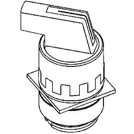 2-position selector
