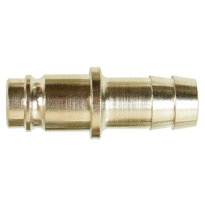 Plug nipple DN10 - hose barb 13mm