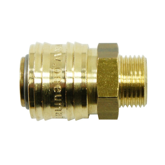 Coupler DN 7,2 - male 1/2″