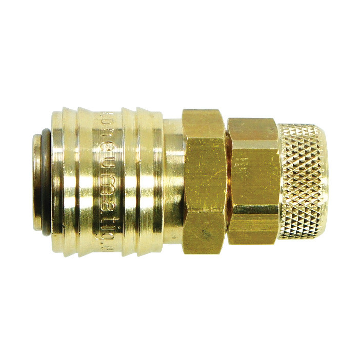 Quick coupler type26 - for tubing 12 x 9 mm