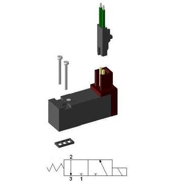 Micro Solenoid Valve YSV-10-DP-L