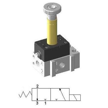 Micro Solenoid Valve YSV-211-DP