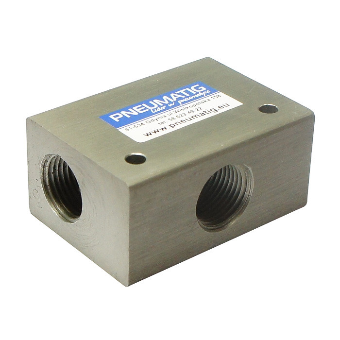 Logic valve OR G 3/8″