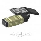 Foot Valve 1/2″ 5/3 Pressure Center, no Return FT650-D