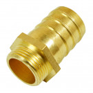 Male thread hose barb 25mm - 3/4″