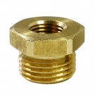 Reduction Plug 1/4″ x 1/2″