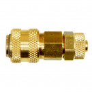 Twist Hose Barb Coupler DN5