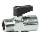 "Ball valve 1/4"""
