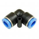 Elbow push-in fitting 12mm